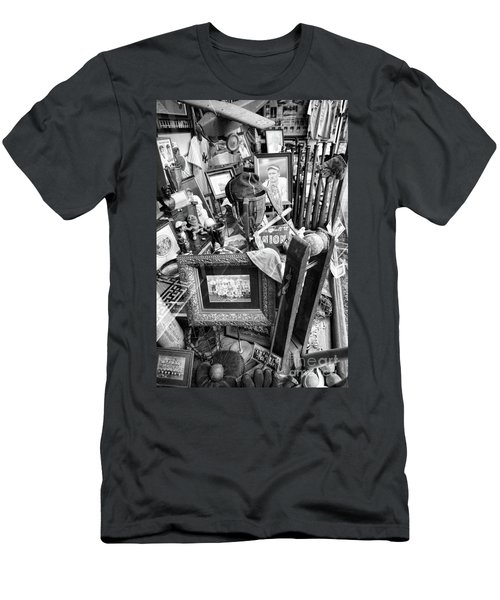 Ty Cobb Old Times Baseball  Men's T-Shirt (Athletic Fit)
