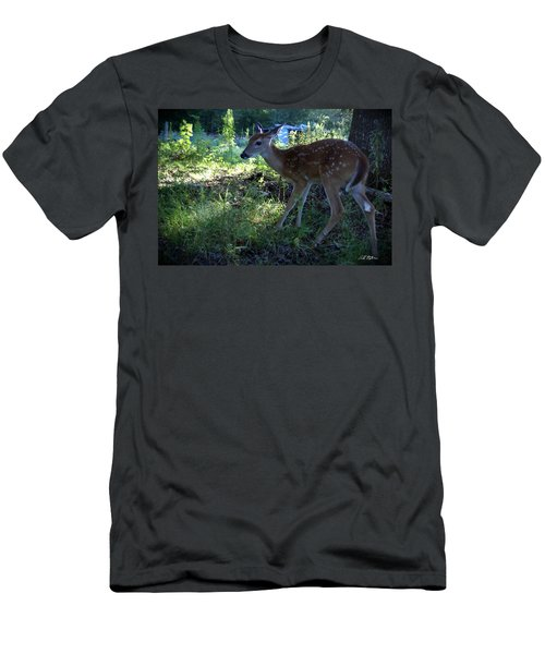 Tzva'ot Looking Good Men's T-Shirt (Slim Fit) by Bill Stephens