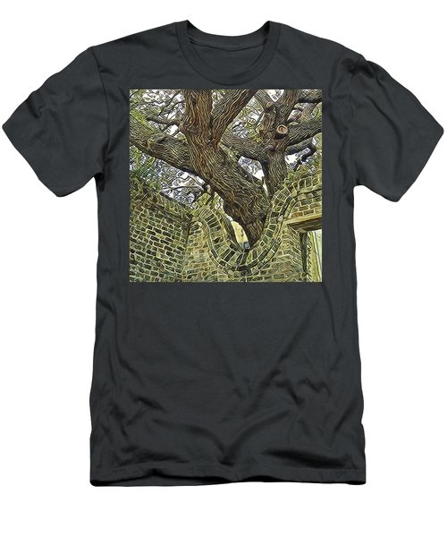 U-turn Men's T-Shirt (Athletic Fit)