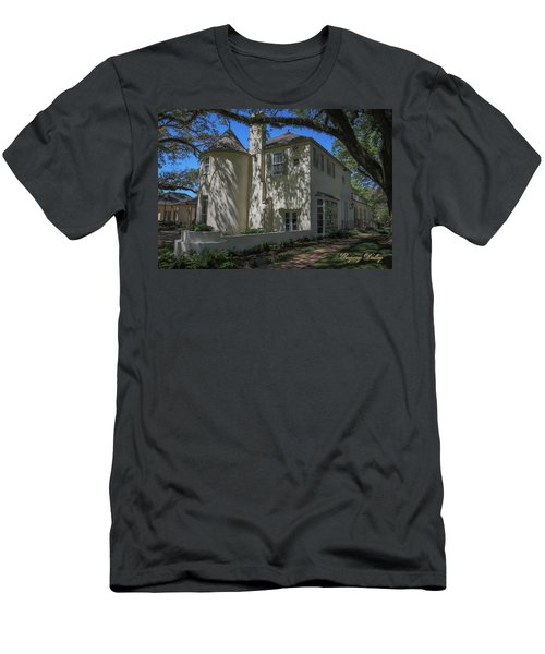 Men's T-Shirt (Slim Fit) featuring the photograph Ul Alum House by Gregory Daley  PPSA