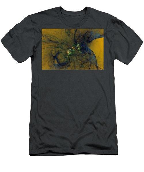 Uncertainty Suppression Men's T-Shirt (Athletic Fit)