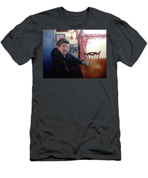 Uncle Harold, Maquoketa, Iowa Men's T-Shirt (Athletic Fit)