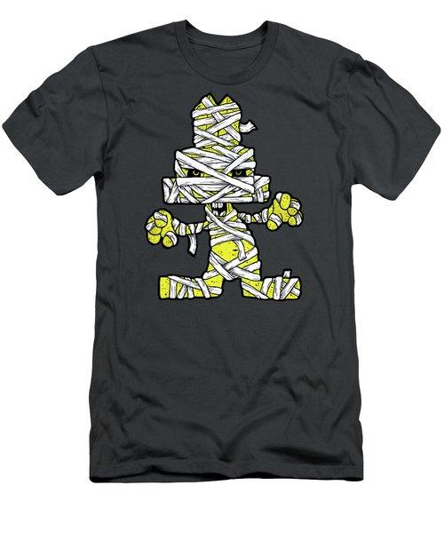 Undead Bunny Men's T-Shirt (Slim Fit)