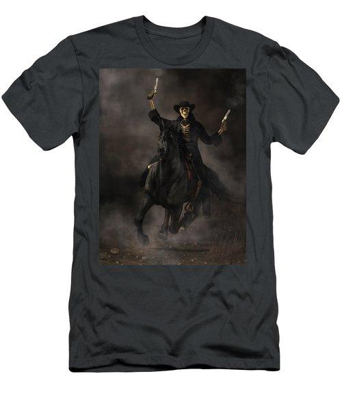 Undead Outlaw Men's T-Shirt (Athletic Fit)