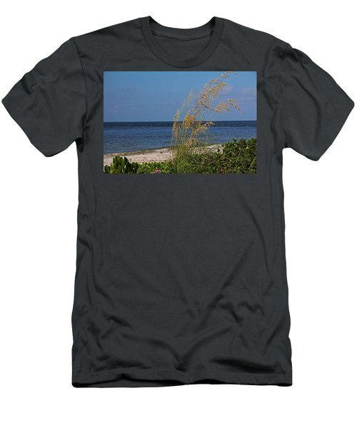 Men's T-Shirt (Athletic Fit) featuring the photograph Under A Summer Sky by Michiale Schneider
