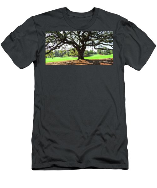 Under An Augusta Oak Men's T-Shirt (Athletic Fit)