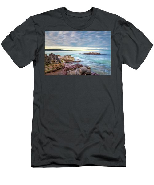 Under Eden Skies Men's T-Shirt (Athletic Fit)