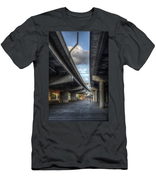 Under The Overpass II Men's T-Shirt (Athletic Fit)