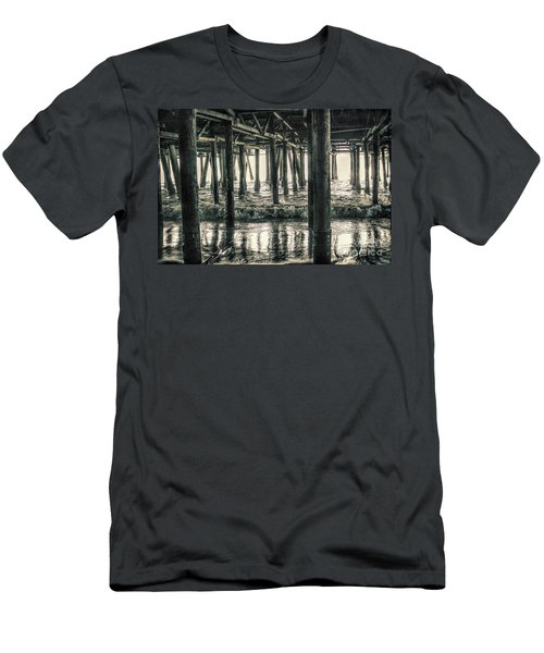 Under The Pier 5 Men's T-Shirt (Athletic Fit)