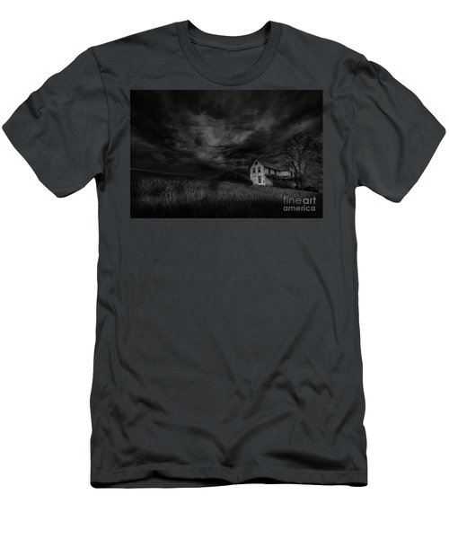 Under Threatening Skies Men's T-Shirt (Athletic Fit)