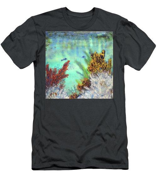 Underwater #2 Men's T-Shirt (Athletic Fit)