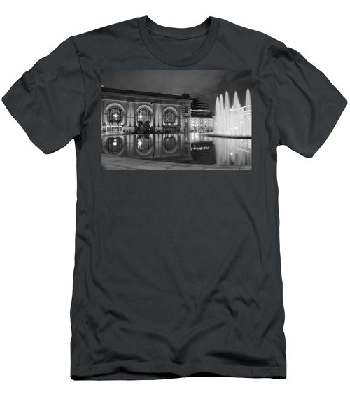 Union Station Reflections Men's T-Shirt (Athletic Fit)