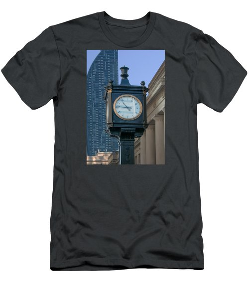 Union Station - Toronto Men's T-Shirt (Slim Fit) by John Black