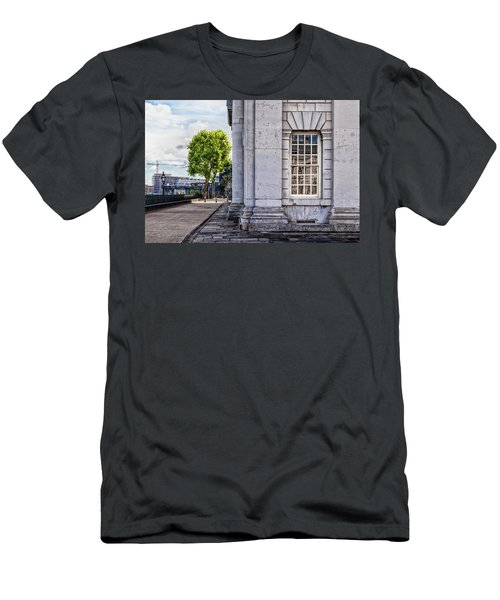 University Corner Men's T-Shirt (Athletic Fit)