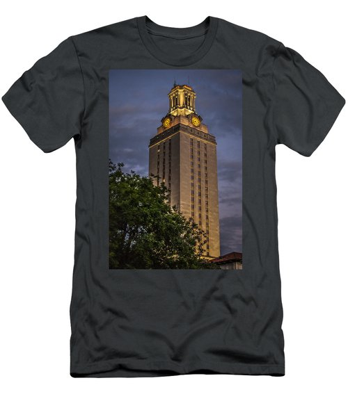 University Of Texas Tower Men's T-Shirt (Athletic Fit)
