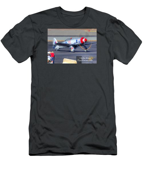 Unlimited Gold Race. Sawbones Startup. Men's T-Shirt (Athletic Fit)