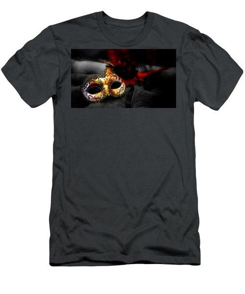 Unmasked Men's T-Shirt (Athletic Fit)