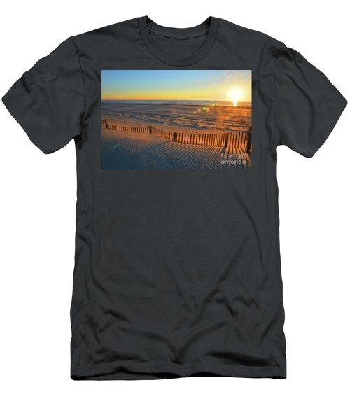 Until Then My Love Men's T-Shirt (Athletic Fit)