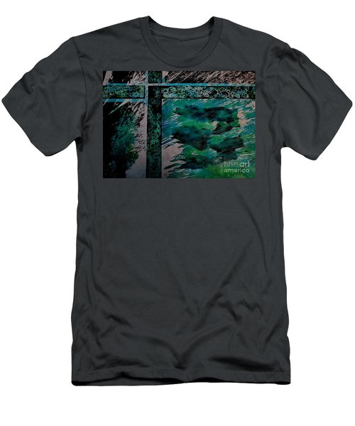 Untitled-52 Men's T-Shirt (Athletic Fit)