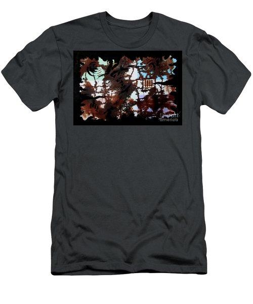 Untitled-83 Men's T-Shirt (Athletic Fit)