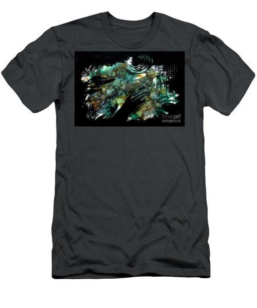 Untitled-97 Men's T-Shirt (Athletic Fit)