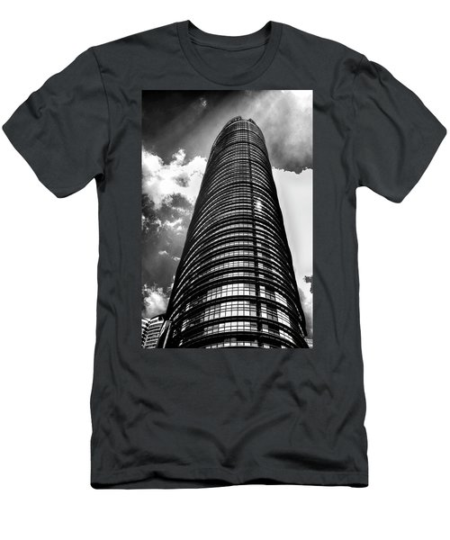 Men's T-Shirt (Slim Fit) featuring the photograph Up Up And Up by Joseph Hollingsworth