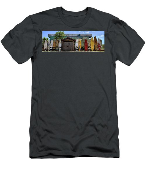 Upcountry Boards Men's T-Shirt (Athletic Fit)