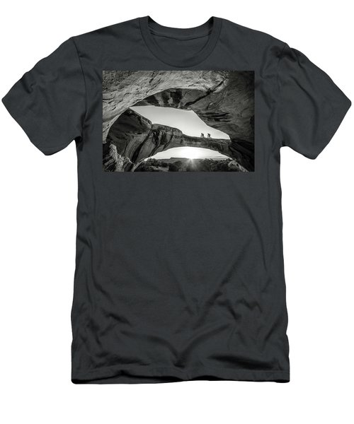 Uranium Arch Men's T-Shirt (Athletic Fit)