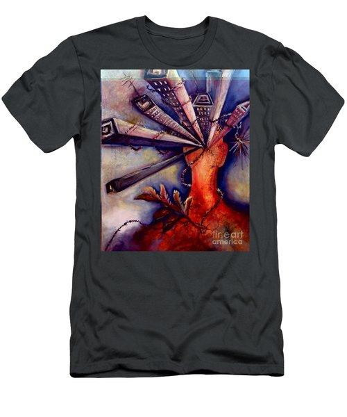 Urban Headaches Men's T-Shirt (Athletic Fit)