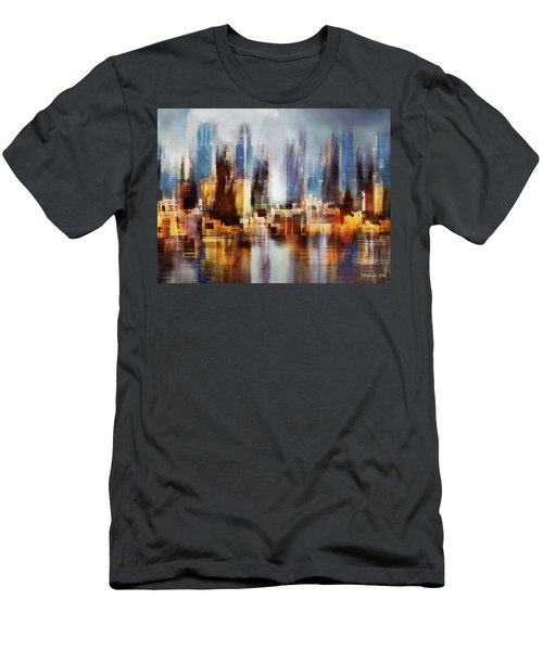 Urban Morning II Men's T-Shirt (Athletic Fit)