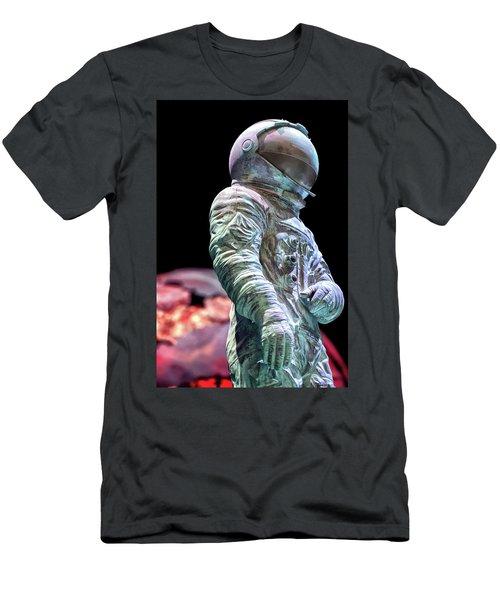 Urban Spaceman Men's T-Shirt (Athletic Fit)