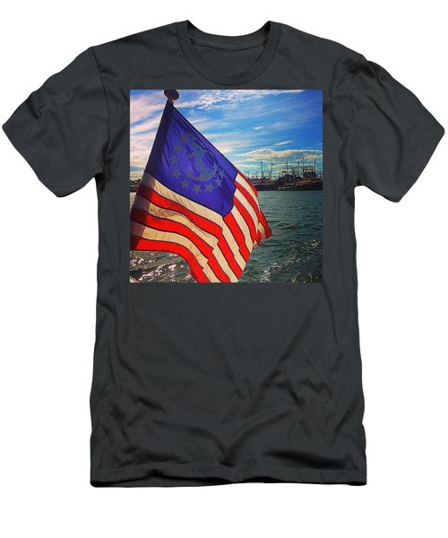An American Tale Men's T-Shirt (Athletic Fit)