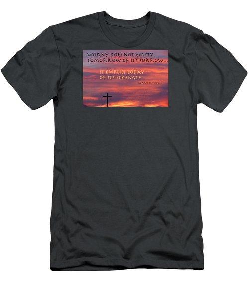 Useless Emotions Men's T-Shirt (Slim Fit) by David Norman