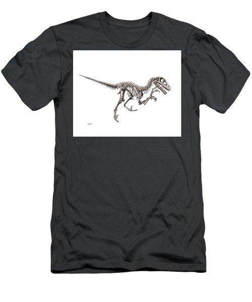 Utahraptor Men's T-Shirt (Athletic Fit)