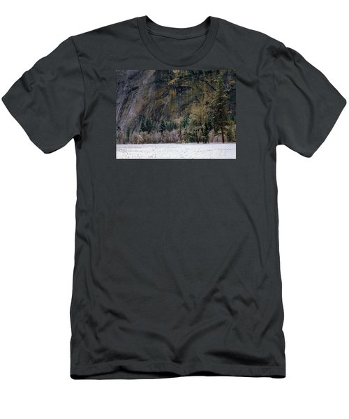 Valley Morning Men's T-Shirt (Athletic Fit)