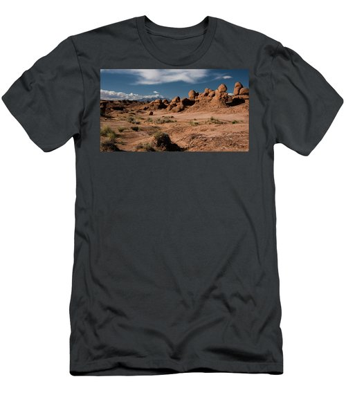 Valley Of The Goblins Men's T-Shirt (Athletic Fit)