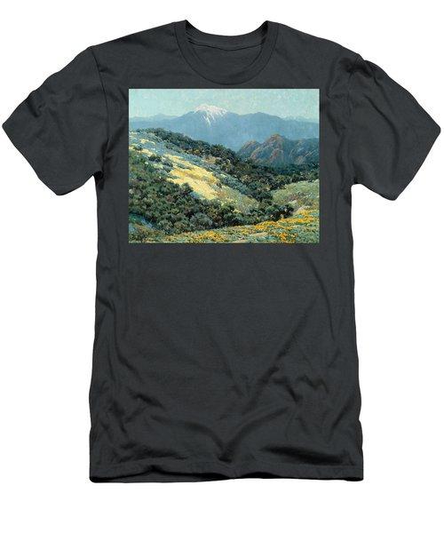 Valley Splendor Men's T-Shirt (Athletic Fit)