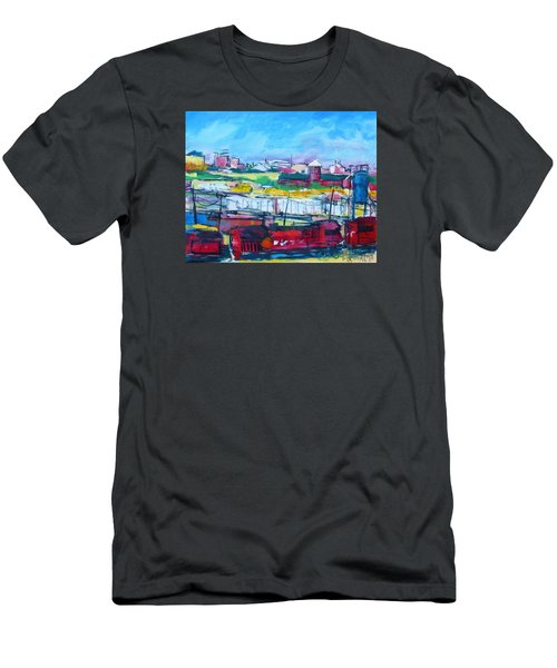 Valley Yard Men's T-Shirt (Athletic Fit)