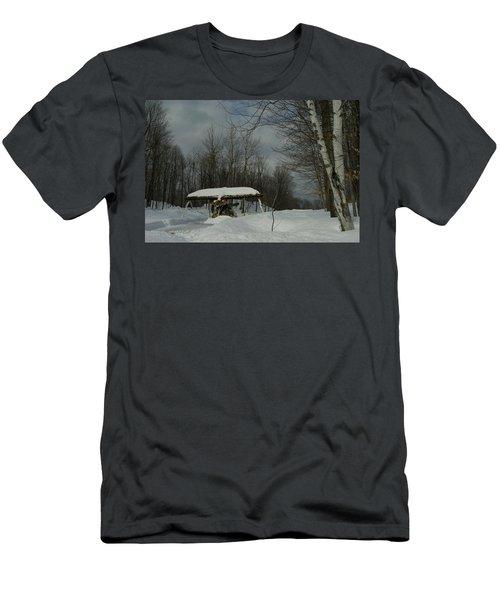 Vamo'alla Men's T-Shirt (Athletic Fit)