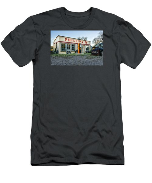 Vanishing America Men's T-Shirt (Athletic Fit)