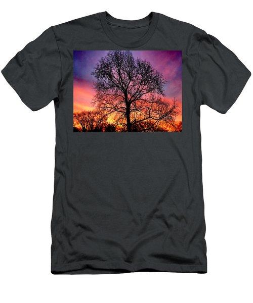 Velvet Mood Men's T-Shirt (Athletic Fit)