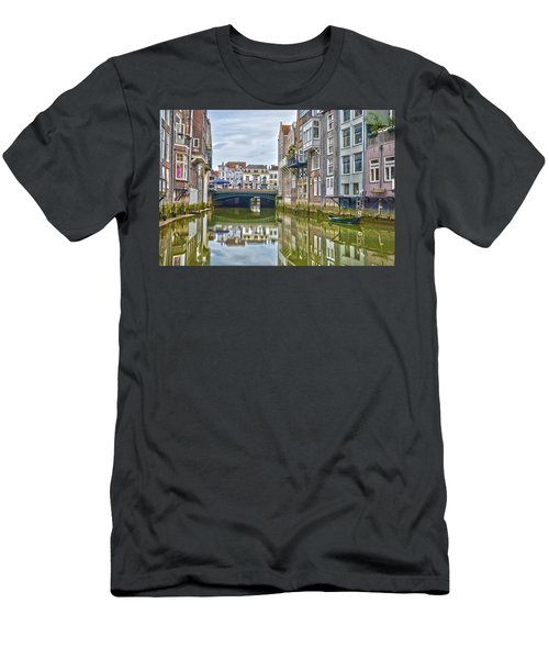 Venetian Vibe In Dordrecht Men's T-Shirt (Athletic Fit)