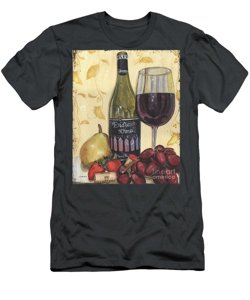 Veneto Pinot Noir Men's T-Shirt (Athletic Fit)