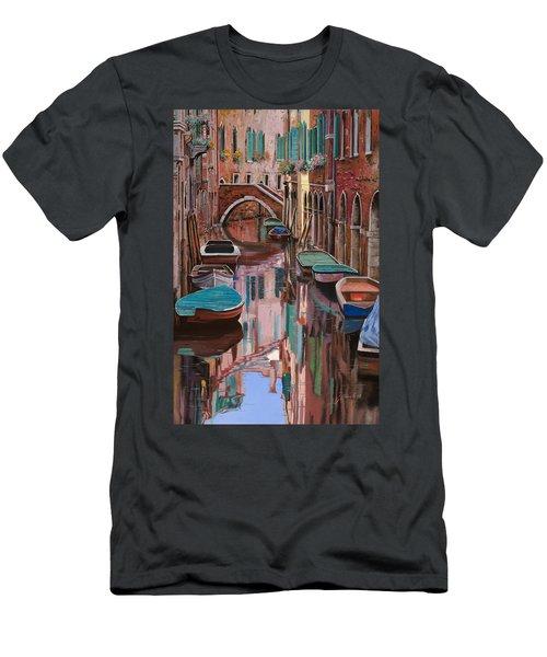 Venezia A Colori Men's T-Shirt (Athletic Fit)
