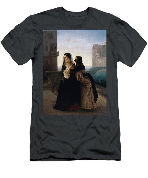 Vengeance Is Sworn Men's T-Shirt (Athletic Fit)