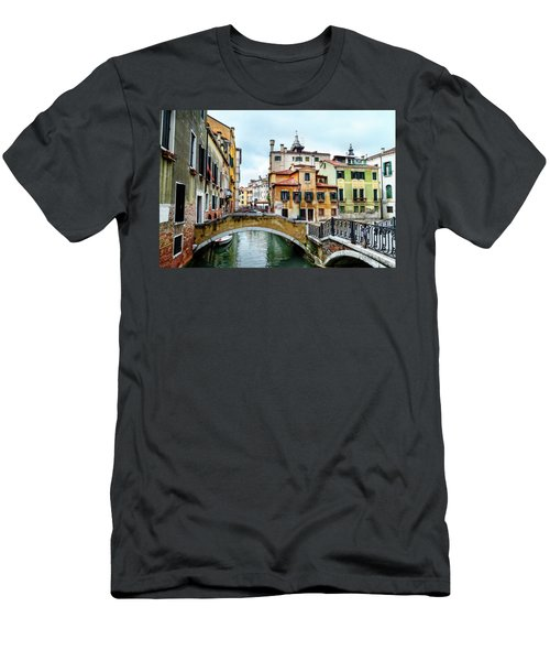 Venice Neighborhood Men's T-Shirt (Athletic Fit)