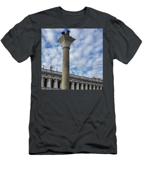 Venice Sky Men's T-Shirt (Athletic Fit)