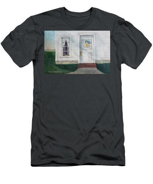 Vermont Fall Colors Men's T-Shirt (Athletic Fit)