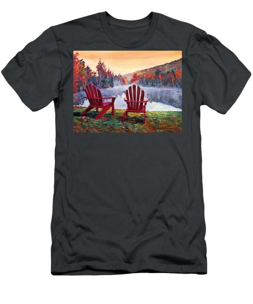 Vermont Romance Men's T-Shirt (Athletic Fit)