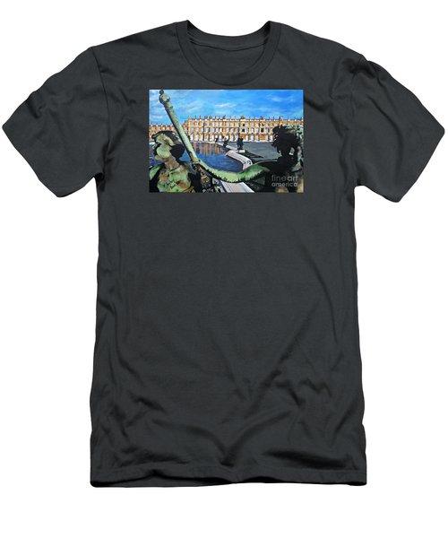 Versailles Palace Men's T-Shirt (Athletic Fit)